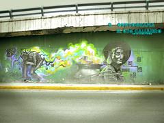 Street art Regiomontano/ arte Urbano de Monterrey (FotografiaElOjoCallejero) Tags: photography photografia art arte streetart urbanart artecallejero graffiti monterrey nuevoleon mexico creatividadmexicana artehechoenmexico streetartofmonterrey mexicoaerosolartists