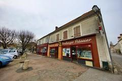 Orgerus (Conseil Départemental des Yvelines) Tags: boulangerie ruralite village