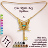 !IT! - Fae Realm Key Necklace 5 Image (IT! (Indulge Temptation!)) Tags: it indulgetemptation itindulgetemptation secondlife exclusive event evilbunny twe12ve