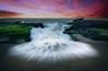 Almost Washed Away (ADW44) Tags: orangecounty california beach pacificocean so cal water waves alisobeach lagunabeach rocks rrs