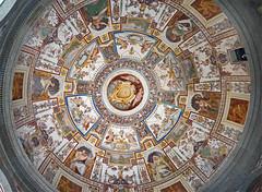 L'escalier royal du palais Farnese de Caprarola (Italie) (dalbera) Tags: dalbera escalier caprarola italie palaisfarnese vignola peinturesmurales maniérisme