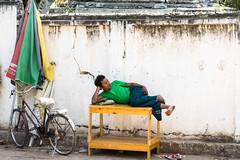 Myanmar (Kathy~) Tags: myanmar burma people fc person relax man layingdown 15challengeswinner