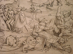 BRUEGEL Pieter I,1557 - Superbia, l'Orgueil-detail 09 (Custodia) (L'art au présent) Tags: art painter peintre details détail détails detalles drawings dessins dessins16e 16thcenturydrawings dessinhollandais dutchdrawings peintreshollandais dutchpainters stamp print louvre paris france peterbrueghell'ancien man men femme woman women devil diable hell enfer jugementdernier lastjudgement monstres monster monsters fabulousanimal fabulousanimals fantastique fabulous nakedwoman nakedwomen femmenue nude female nue bare naked nakedman nakedmen hommenu nu chauvesouris bat bats dragon dragons sin pride septpéchéscapitaux sevendeadlysins capital