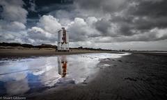 Light House (stuartgibbons95) Tags: landscape sea sun sky sand seascape seaside seafront beach burnham burnhanonsea reflection light lighthouse