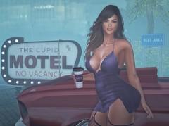 Street Life (Kess Crystal @ The Glamour Sauce) Tags: exile glamaffair uber slink hourglass ksposes sevenemporium cynful thedollhouse secondlife sl slblogger slblog virtualreality virtualfashion vrgirls vrfashion virtual
