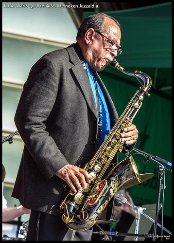 Ernie Watts Quartet@52. Heineken Jazzaldia