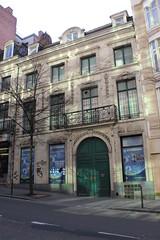 Stormstraat 9, Brussel (Erf-goed.be) Tags: herenhuis stormstraat brussel archeonet geotagged geo:lon=43571 geo:lat=508486