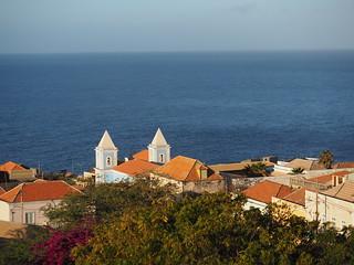 Cabo Verde São Filipe Fogo Catholic Church  ©  Kapverden Kirche