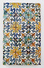 Leaf and vine tile design (Monceau) Tags: tiles lisbon portugal azulejos ceramic leaf fine pattern