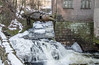 Mill and small penstock (AstridWestvang) Tags: architecture building industry mill oslo penstock river waterfall