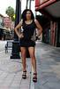 La Edna Muy Hermosa (California Will) Tags: edna beauty beach model sexy blackdress legs sheer ybor tampa florida
