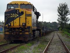 MRS GE AC44i 3472 (Valber Santana) Tags: ac44i ge ac general electric fqy ferrovia itaquaquecetuba itaquá variantedoparateí variante locomotiva logística linha locomotive leste pinheirinho sãopaulo rffsa efcb mrs