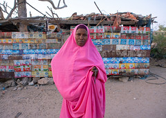 Portrait of a somali woman in pink hijab, North-Western province, Berbera, Somaliland (Eric Lafforgue) Tags: adultonly africa african africanethnicity barbara blackethnicity culture developingcountry documentary eastafrica female hijab horizontal hornofafrica islam islamic lifestyle lookingatcamera muslim oneperson onepersononly onewomanonly outdoors portrait soma4524 somali somalia somaliland traditionalclothing veil woman women berbera northwesternprovince
