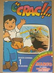 Revista Semanal Marco, Nº 1 (ACMateus) Tags: antiguidades coleccionismo velharias revista