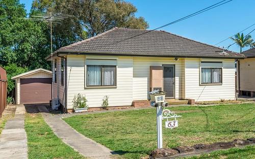 63 Grainger Avenue, Mount Pritchard NSW