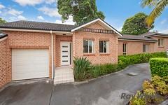 3/84 Balaclava Road, Eastwood NSW