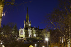 St Matthews, Walsall 16/02/2018 (Gary S. Crutchley) Tags: st matthews church uk great britain england united kingdom urban town townscape walsall walsallflickr walsallweb black country blackcountry staffordshire staffs west midlands westmidlands nikon d800 history heritage local night shot nightshot nightphoto nightphotograph image nightimage nightscape time after dark long exposure evening travel street slow shutter raw