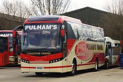 Pulham, Bourton-on-the-Water - HDF 661 (VU12 PKX, PU12 HAM) (peco59) Tags: hdf661 vu12pkx pu12ham volvo b9r b9 jonckheere jhv shv pulhamscoaches pulhambourtononthewater pulhamstravel pulhams psv pcv