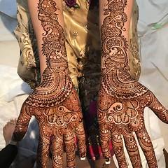 #touchofdimple (Dimple Shah) Tags: mehndi henna tattoo makeup airbrush fashion wedding dimpleshah