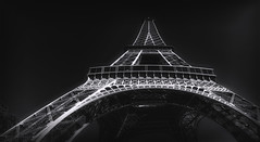 The Eiffel Tower (S.A.W. Pixels) Tags: artistic architecture architectural art arts artististic building buildings blackandwhite cityscape canon city culture cityscapes dramatic dark drama eiffeltower eiffel excellent exposure exciting explore explored greatphotographers giantbuilding history interesting ithinkthisisart flickr flickraward flickrbest freedom flickrsbest freelancers paris france landscape landscapes panaromic monument monochrome picture syedaliwarda tower innamoramento