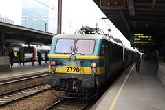 SNCB/NMBS, 2720 (Chris GBNL) Tags: sncb nmbs train trein 2720
