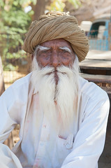 Jaisalmer, India (dayvmac) Tags: india rajastan jodhpur faces street scene