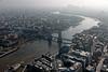 London (Tuomo Lindfors) Tags: london england unitedkingdom yhdistynytkuningaskunta isobritannia dxo filmpack lontoo thames joki river viewfromtheshard shard pilvenpiirtäjä skyscraper towerbridge greatbritain vesi water