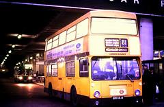 Slide 117-36 (Steve Guess) Tags: slough berks berkshire england gb uk bus buslines london regional transport lenwright dms daimler fleetline ghv83n