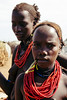 toothbrush (rick.onorato) Tags: africa ethiopia omo valley tribes tribal dassanech girls chew toothbrush teeth
