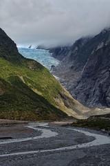 Franz Josef (Sam-Henri) Tags: newzealand franzjosef glacier westcoast travel landscape hiking nature nzmustdo ice blue green wood mountain river grey sony rx100 mkii mk2