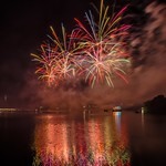 The Show in the Sky - 10 - Fireworks - Parkes ACT - Australia - 20180317 @ 20:45 thumbnail