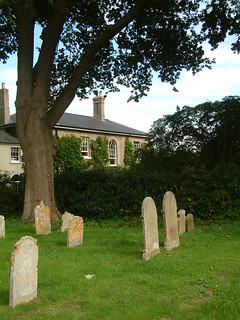 Catfield Vicarage and Churchyard