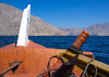 Dhow sailing in the fjords in front of mountains, Musandam Governorate, Khasab, Oman (Eric Lafforgue) Tags: arabia arabianpeninsula beautyinnature boat cliff colorimage day dhow exclave fjord gulfcountries horizontal khasab khasabbay majestic mountain mountainrange musandam musandampeninsula nature nauticalvessel nopeople nonurbanscene oman oman18450 outdoors photography rock rockformation rockymountains scenics sea tourism tranquilscene tranquility transportation water musandamgovernorate