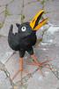 Ornamental Chough (Andrew Luyten) Tags: dolomites exodus niederdorf villabassa alpinechough bird trentinoaltoadige italy it