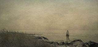 Caught On Canvas - Stranger On The Shore