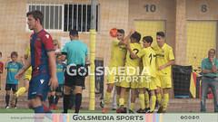 Copa Federación Juvenil. Villarreal CF 3-2 Levante UD (23/05/2018), Jorge Sastriques