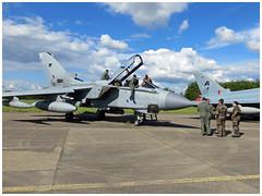 RAF PANAVIA Tornado GR.4 - ZG777 - 135 (Aerofossile2012) Tags: avord raf panavia tornado gr4 zg777 135 avion aircraft aviation meeting airshow ba102 2016