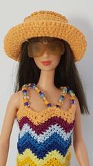 Old Barbie 9.1 (ЕТВ) Tags: knitting barbie doll fashion crochet crocheting