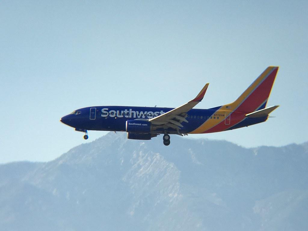 Resultado de imagen para Southwest Boeing 737-700 SW1380 will fly again