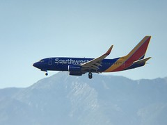 Southwest Airlines 737-700 N772SW (socal.spotter) Tags: southwestairlines 737700 n772sw kont ont ontario sw1380