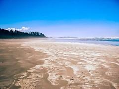 Long Beach, Pacific Rim National Park Reserve (Brenda Boisvert .) Tags: pacificocean rainforest beach paradise