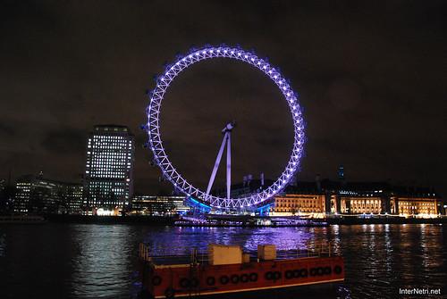 Око Лондона вночі InterNetri United Kingdom 0437