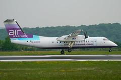 Air Southwest - Dash 8-311 G-WOWD @ Bristol (Shaun Grist) Tags: gwowd airsouthwest dash8 shaungrist brs eggd bristol bristolairport bristollulsgate airport aircraft aviation aeroplanes airline avgeek