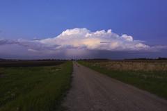Building (Len Langevin) Tags: weather wx storm cloud sky lightning alberta stormseason nikon d7100 tokina 1116