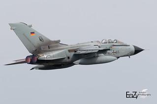 45+66 German Air Force (Luftwaffe) Panavia Tornado IDS