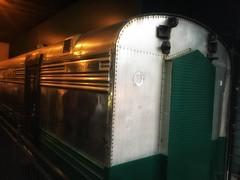 The Train Car (LadyCardinalJenny) Tags: orientexpress sushibar smyrna mobilephotography iphone6s atlantametro train