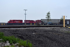 Golden Rodent (Robby Gragg) Tags: cp sd403 5106 bensenville