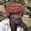 Fermier à Ranakpur (Rajasthan) (Gilles Daligand) Tags: ranakpur rajasthan fermier farmer portrait