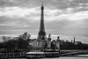Paris (Annik Susemihl) Tags: paris blackandwhite bnw monochrome travel notre dame eiffelturm streetlife etoile moulin rouge streetart