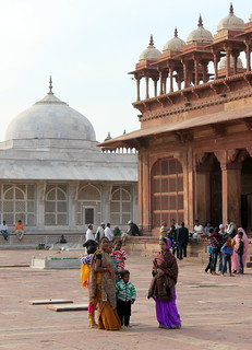 fatehpur sikri holy mosque (1)